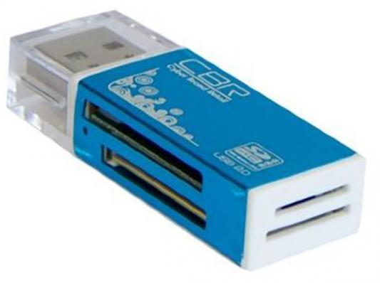 USB 2.0 Card reader CBR/Human Friends Speed Rate, Micro SD, USB 2.0 автомобильный держатель human friends cobra с азу 1 usb черный