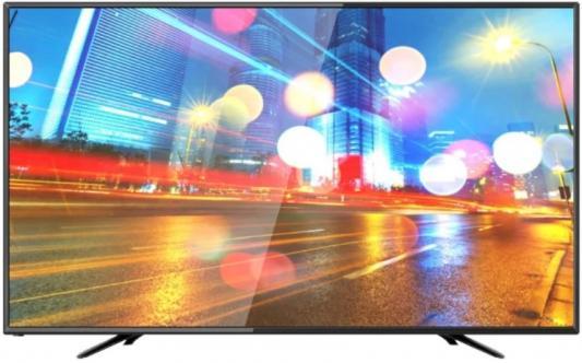 Картинка для Телевизор Hartens HTV-43F01-T2C/B черный