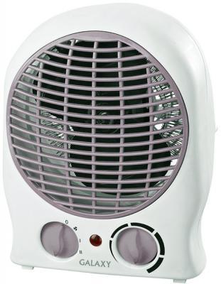 Тепловентилятор GALAXY GL 8176 2000 Вт вентиляция светодиодный индикатор термостат ручка для переноски белый