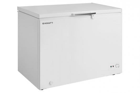 Морозильная камера Kraft BD(W)-340QX белый