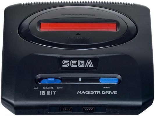 SEGA Magistr Drive 2 (160 встроенных игр) magistr drive 2 lit 160 игр