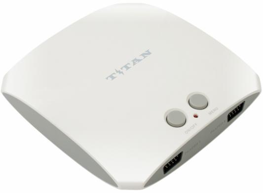 SEGA Magistr Titan 3 белый (500 встроенных игр) (SD до 32 ГБ) [ConSkDn67] magistr drive 2 lit 160 игр