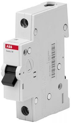 ABB 2CDS641041R0204 Авт. выкл. 1P, 20A, C, 4,5кА, BMS411C20