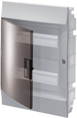 ABB 1SLM004101A2205 Бокс в нишу Mistral41 24М прозрачная дверь (c клемм) бокс abb 1slm006502a1204