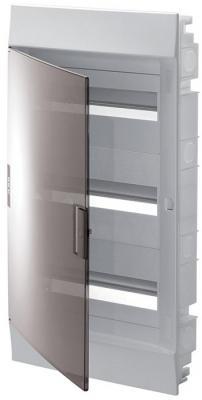 ABB 1SLM004101A2207 Бокс в нишу Mistral41 36М прозрачная дверь 3 ряда (c клемм) бокс abb 1slm006502a1204