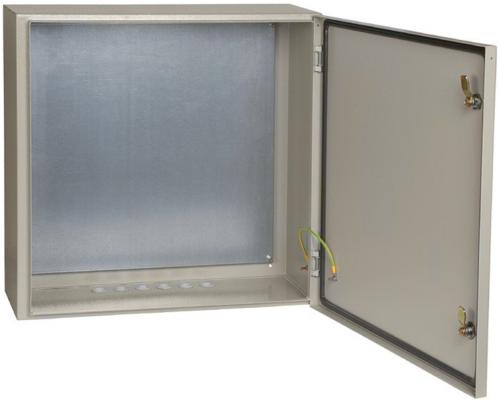 IEK_YKM40-662-54_Корпус металлический ЩМП-6.6.2-0 У2 IP54 {размеры600х600х250 мм}