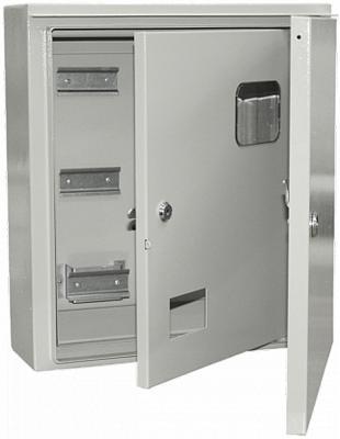 IEK_MKM51-N-09-54_Корпус металлический ЩУ 3/1-1 У1 IP54