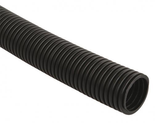 Iek CTG20-25-K02-025-1 Труба гофр.ПНД d 25 с зондом (25 м) черный