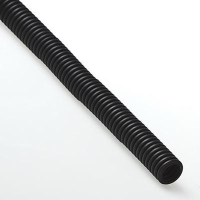 цены на Рувинил 25001 Труба гофр.50мм ПНД (черная) с зондом легкая (бухта 15 м)  в интернет-магазинах