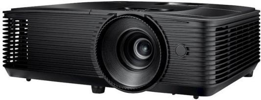 Проектор Optoma S322e 800x600 3800 ANSI лм 22000:1 черный проектор optoma s322e dlp 3d 800x600 3800 ansi lm