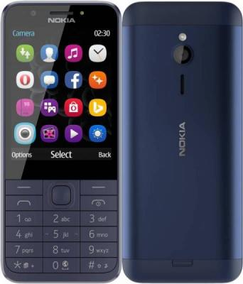 NOKIA 230 DS BLUE [16PCML01A02]