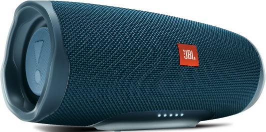 цена на Колонка порт. JBL Charge 4 синий 30W 1.0 BT/USB 7800mAh (JBLCHARGE4BLU)