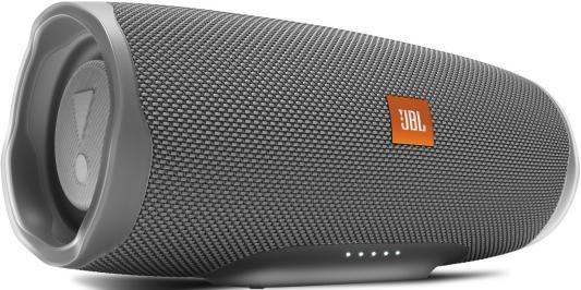 лучшая цена Колонка порт. JBL Charge 4 серый 30W 1.0 BT/USB 7800mAh (JBLCHARGE4GRY)