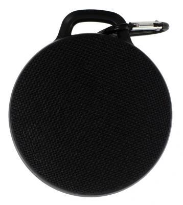 лучшая цена Колонка порт. Oklick OK-14 черный 3W 1.0 BT/USB 300mAh
