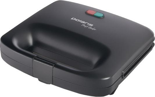 Сэндвичница Polaris PST 0601 750Вт черный