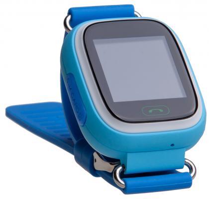 Детские умные часы Prolike PLSW90BL, голубые