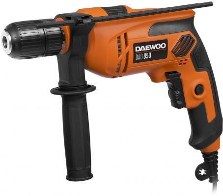 Дрель ударная DAEWOO DAD 850 220В 850Вт дрель daewoo power products dad 650