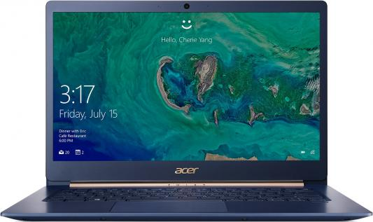 "ACER Swift 5 Pro SF514-53T-78WY i7 8565U/8GB/256GB PCIe /14,0"" IPS Touch FHD(1920x1080) Intel HD Graphics 620/ Windows 10 Pro/970g/Blue/Magnesium body цена"