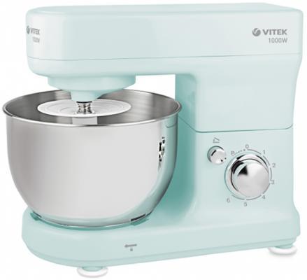 1436(B) Кухонная машина VITEK Мощность 1000 Вт., объем чаши 4 л.