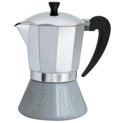 Кофеварка гейзерная Winner 4262-WR 3 порции алюминий