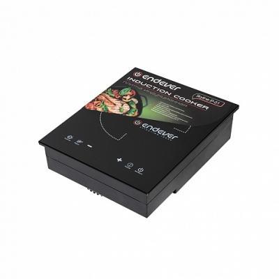 лучшая цена Индукционная электроплитка ENDEVER IP-51 чёрный