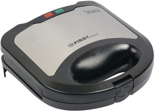 5337-6 Сэндвичница-тостер FIRST Мощность: 700 Вт.Пластины с антипригарным покрытием.