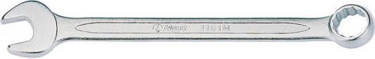 Ключ HANS 1161M10 комбинированный 10мм ключ воротка hans 4300m19