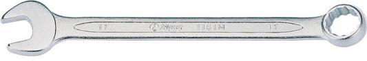 Ключ HANS 1161M17 комбинированный 17мм ключ воротка hans 4300m19