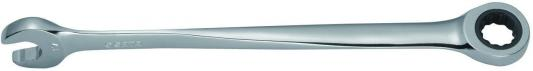 Ключ SATA 46306 комби. метр.храп./мех.удл.х обр. 13мм 220/25.0мм ключ sata 80110a 5 мм 163мм г обр сверхдлин сфер кон