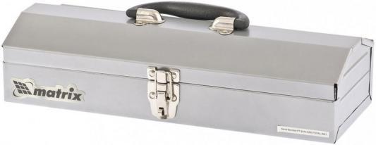 Ящик для инструмента MATRIX 906035 410х154х95мм металлический ящик металлический hiba