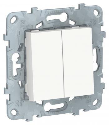 Выключатель Schneider Electric NU521118 — белый набор для вина bohemia crystal wellness 3 предмета красный