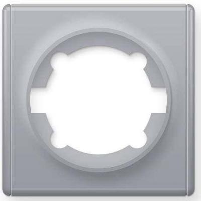 Рамка ONEKEYELECTRO1E52101302 1-м Florence сер