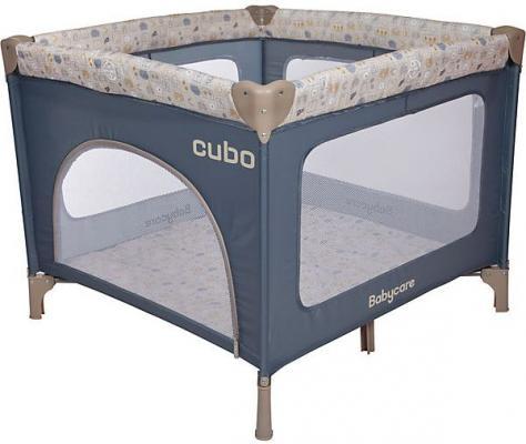 Манеж Baby Care Cubo (blue) цена