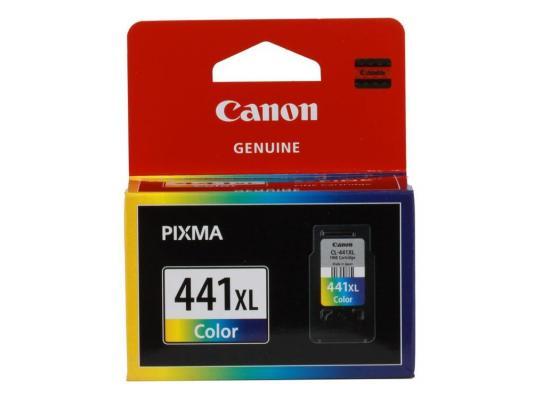 Картридж Canon CL-441XL для MG2140 MG3140 цветной 400стр поврежденная упаковка картридж canon cl 441 для pixma mg2140 mg3140 цветной 180 страниц