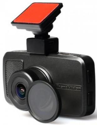 Видеорегистратор TrendVision TDR-718 GNS черный 1296x2304 1296p 160гр. Ambarella A7LA70