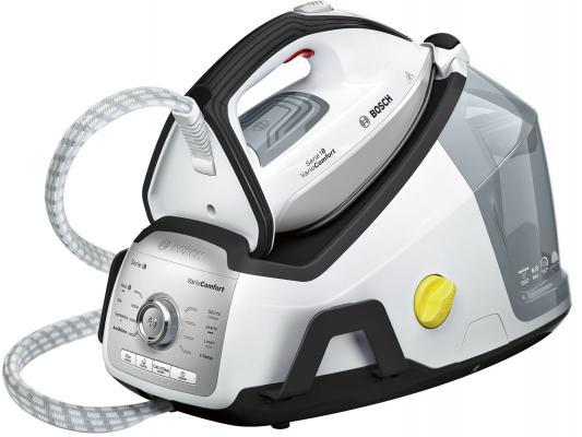 Паровая станция Bosch TDS8030 2400Вт белый/серый цена и фото