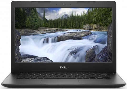 Ноутбук Dell Latitude 3490 Core i3 7020U/4Gb/SSD256Gb/Intel HD Graphics 620/14/IPS/HD (1366x768)/Windows 10 Professional/black/WiFi/BT/Cam