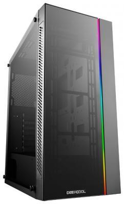 Корпус ATX Deepcool MATREXX 55 Без БП чёрный (ADD-RGB) цена 2017