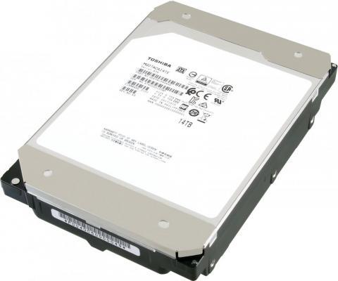 "Фото #1: Жесткий диск Toshiba SAS 3.0 14Tb MG07SCA14TE Enterprise Capacity (7200rpm) 256Mb 3.5"""