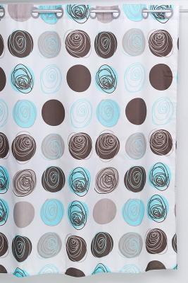 Штора для ванной комнаты My Space My Space полиэстер 240х180см PR180240010 цена