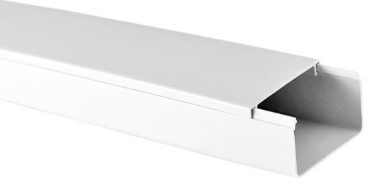Кабель-канал TDM SQ0408-0517 100х60 18м белый народный звонок tdm electric народный беспроводной 32 мелодии белый