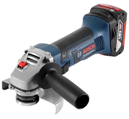 Углошлифовальная машина Bosch GWS 18-125 L 125 мм 1800 Вт