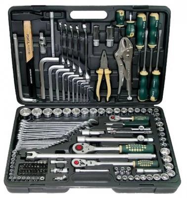 Набор инструментов FORCE 41421R-7 с головками sl 142 пр. цена