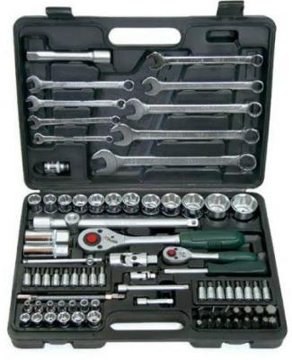 Набор инструментов FORCE 4821R-5 1/4 1/2 82пр. 6 гран. набор инструмента force 1 4