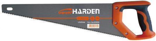 Купить Ножовка HARDEN 631016 пила ручная зуб 2d 495 мм