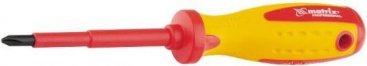 Отвертка MATRIX 12926 insulated ph1 x 75мм crmo до 1000 в двухкомп. рукоятка