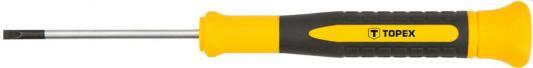 Отвертка TOPEX 39D771 прецизионная шлицевая 2.5 x 50мм