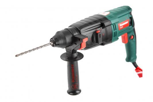 цена на Перфоратор Hammer Flex PRT800D 800 Вт SDS+ 26мм 0-1245об/мин 2.6Дж 3 режима кейс