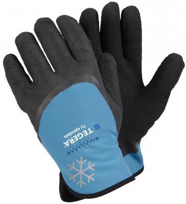 цена Перчатки TEGERA 684 из синтетического материала на зимней подкладке
