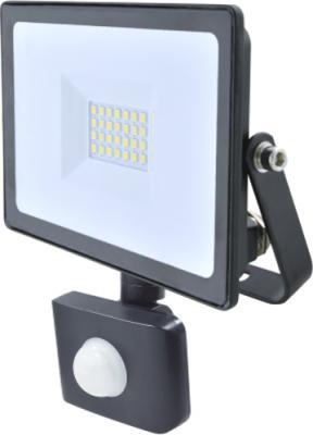 Прожектор КОСМОС 20Вт 1600лм 6500к ip65 с датчиком движения и освещенности k_pr5_led_20s yeelight ночник светодиодный заряжаемый с датчиком движения